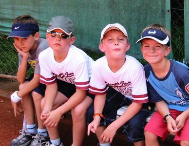 Jugendbilder Tennis